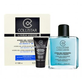 Collistar After Shave Fresh Effect, Men, rinkinys balzamas po skutimosi vyrams, (100 ml After-Shave