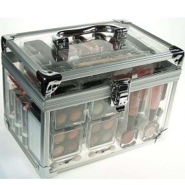 Makeup Trading Transparent, rinkinys makiažo paletė moterims, (Complet Make Up Palette)