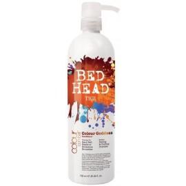 Tigi Bed Head Combat Colour Goddess kondicionierius, kosmetika moterims, 200ml