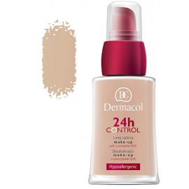 Dermacol 24h Control, makiažo pagrindas moterims, 30ml, (3)