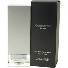 Calvin Klein Contradiction For Men, tualetinis vanduo vyrams, 100ml