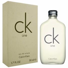 Calvin Klein CK One, tualetinis vanduo moterims ir vyrams, 50ml