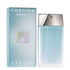 Azzaro Chrome, Sport, tualetinis vanduo vyrams, 100ml
