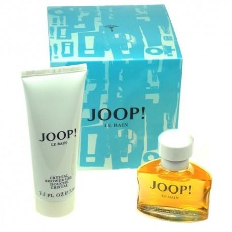 JOOP! Le Bain, rinkinys kvapusis vanduo moterims, (EDP 40ml + 75ml dušo želė)