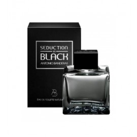 Antonio Banderas Seduction in Black, tualetinis vanduo vyrams, 100ml