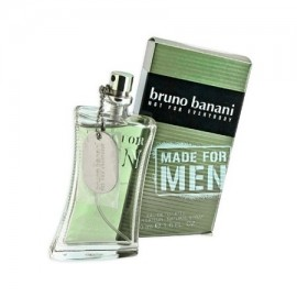 Bruno Banani Made For Men, tualetinis vanduo vyrams, 50ml