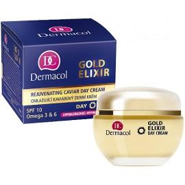 Dermacol Gold Elixir, dieninis kremas moterims, 50ml