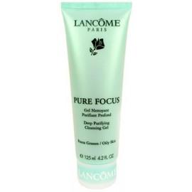 Lancôme Gel Pure Focus, prausiamoji želė moterims, 125ml