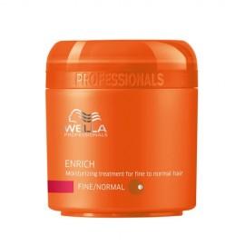 Wella Enrich, Normal Hair, plaukų kaukė moterims, 150ml