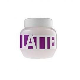 Kallos Cosmetics Latte, plaukų kaukė moterims, 800ml