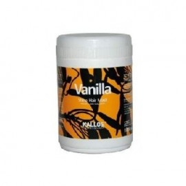 Kallos Cosmetics Vanilla, plaukų kaukė moterims, 275ml