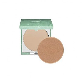 Clinique Stay-Matte, Sheer Pressed Powder, kompaktinė pudra moterims, 7,6g, (04 Stay Honey)