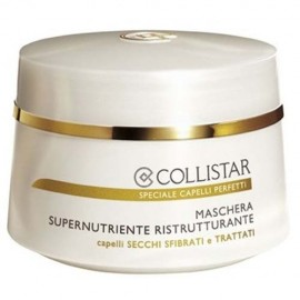 Collistar Nourishment And Lustre, Supernourishing Mask, plaukų kaukė moterims, 200ml