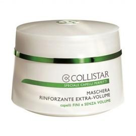 Collistar Volume and Vitality, Reinforcing Extra-Volume Mask, plaukų kaukė moterims, 200ml