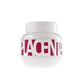 Kallos Cosmetics Placenta, plaukų kaukė moterims, 275ml