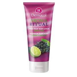 Dermacol Aroma Ritual, Grape & Lime, kūno losjonas moterims, 200ml