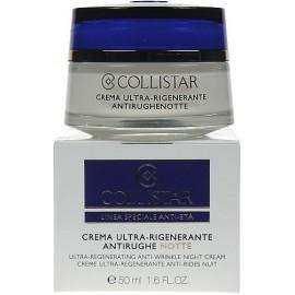 Collistar Special Anti-Age, Ultra-Regenerating Anti-Wrinkle Night Cream, naktinis kremas moterims,