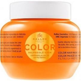 Kallos Cosmetics Color, plaukų kaukė moterims, 275ml