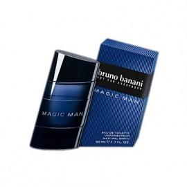 Bruno Banani Magic Man, tualetinis vanduo vyrams, 30ml