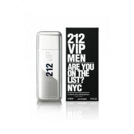 Carolina Herrera 212 VIP Men, tualetinis vanduo vyrams, 200ml