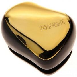 Tangle Teezer Compact Styler, plaukų šepetys moterims, 1pc, (Gold Fever)