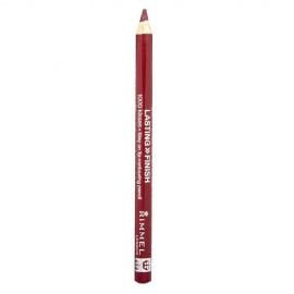 Rimmel London 1000 Kisses, lūpų pieštukas moterims, 1,2g, (063 Black Tulip)