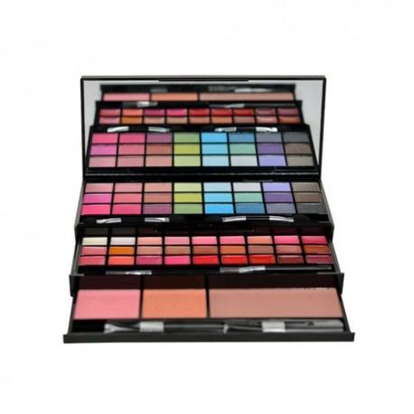 Makeup Trading Upstairs rinkinys moterims, (7,02g lūpdažis + 10,6g skaistalai + 17,28g akių