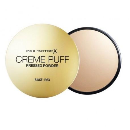Max Factor Creme Puff, kompaktinė pudra moterims, 21g, (05 Translucent)