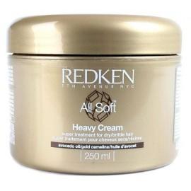 Redken All Soft, Heavy Cream, plaukų balzamas moterims, 250ml