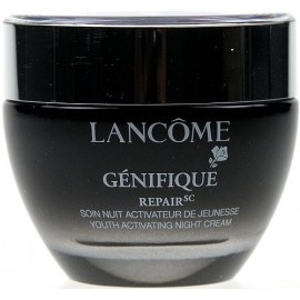 Lancôme Genifique Repair, Youth Activating, naktinis kremas moterims, 50ml, (Testeris)