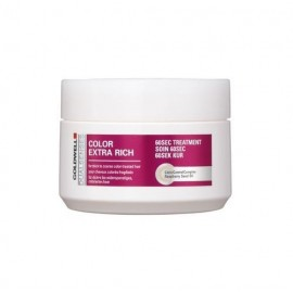 Goldwell Dualsenses Color Extra Rich, 60 Sec Treatment, plaukų kaukė moterims, 200ml