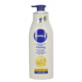 Nivea Q10 Energy+, Firming Body Lotion, kūno losjonas moterims, 400ml