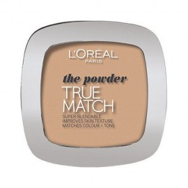 L´Oréal Paris True Match, kompaktinė pudra moterims, 9g, (D3-W3 Golden Beige)