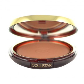 Collistar Silk Effect Bronzing Powder, kompaktinė pudra moterims, 10g, (1.1 Maldives Mat)