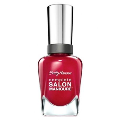 Sally Hansen Complete Salon Manicure, nagų lakas moterims, 14,7ml, (639 Scarlet Fever)