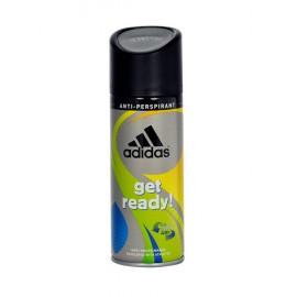Adidas Get Ready! For Him, 48H, antiperspirantas vyrams, 150ml