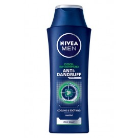 Nivea Men Anti-dandruff Cool, šampūnas vyrams, 250ml