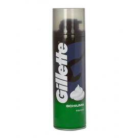 Gillette Shave Foam, Menthol, skutimosi putos vyrams, 300ml
