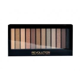 Makeup Revolution London Redemption Palette, Iconic 2, akių šešėliai moterims, 14g