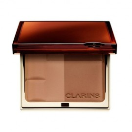 Clarins Bronzing Duo, bronzantas moterims, 10g, (01 Light)