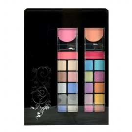 Makeup Trading Schmink Set Styles To Go, rinkinys makiažo paletė moterims, (Complet Make Up