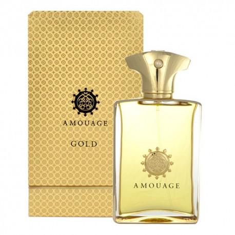 Amouage Gold Pour Homme, kvapusis vanduo vyrams, 100ml