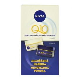 Nivea Q10 Power, rinkinys dieninis kremas moterims, (50ml Q10 Plus dieninis kremas + 50ml Q10 Plus