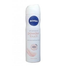 Nivea Powder Touch, 48H, antiperspirantas moterims, 150ml