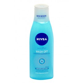 Nivea Pure Effect Wash Off, prausiamoji želė moterims, 200ml