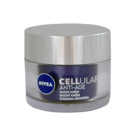 Nivea Hyaluron CELLular Filler, naktinis kremas moterims, 50ml