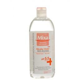 Mixa Anti-Dryness, micelinis vanduo moterims, 400ml
