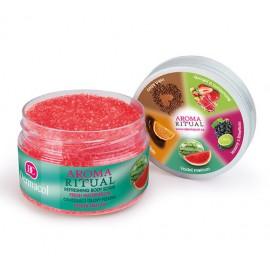 Dermacol Aroma Ritual, Fresh Watermelon, kūno pilingas moterims, 200g