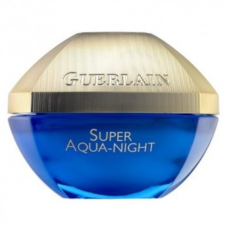 Guerlain Super Aqua, Créme Night Balm, naktinis kremas moterims, 50ml