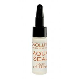 Makeup Revolution London Aqua Seal, Liquid Eye Primer & Sealant, akių šešėliai Base moterims, 6g